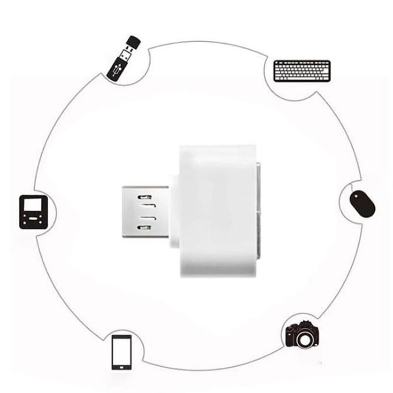 48d75ab03844c9 adaptateur-convertisseur mini micro usb mâle vers usb femelle OTG ...