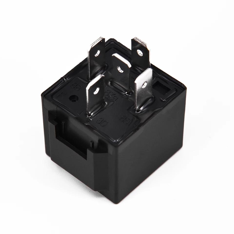 relais 5 broches avec son connecteur parfait pour un. Black Bedroom Furniture Sets. Home Design Ideas