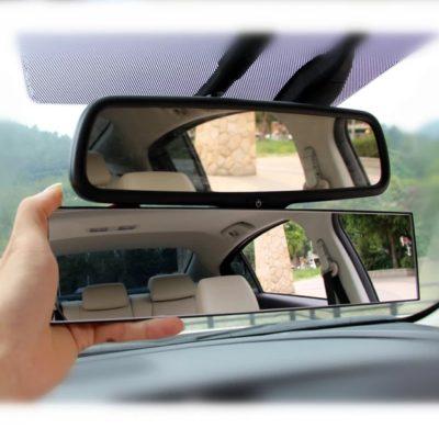 rétroviseur panoramique à grand angle de vision installation facile