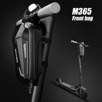 sacoche/sac vide poche mains libres pour trotinette, mini scooter électrique capacité 3 litres