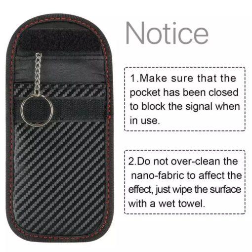 porte clés anti-vole,évitez vous une mauvaise surprise après vos courses. porte clés anti-propagation d'ondes
